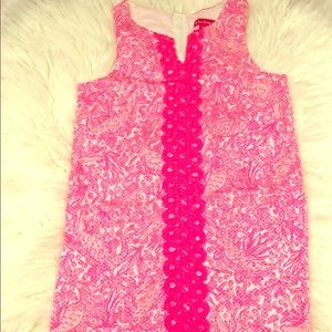 Lilly Pulitzer for Target Pink Shift 👗- Sz XL